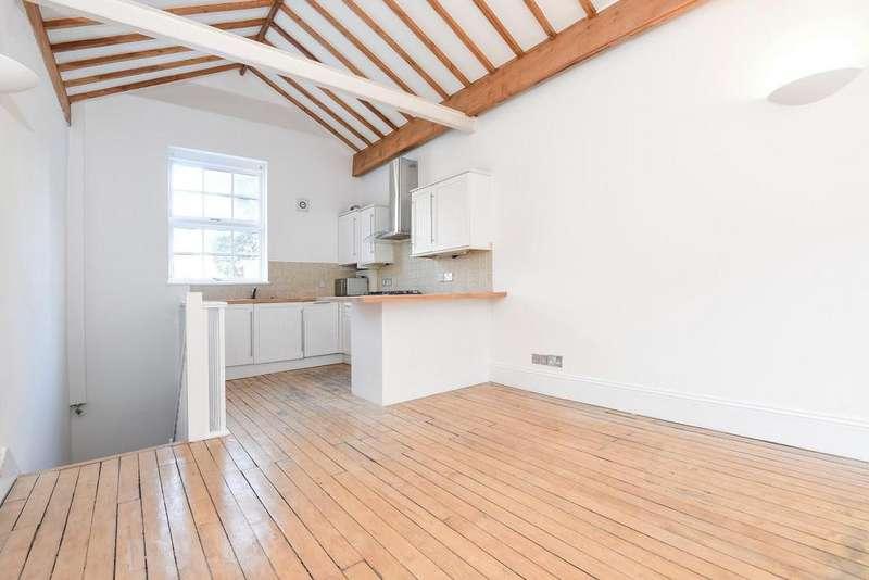 1 Bedroom Flat for sale in Welmar Mews, Clapham