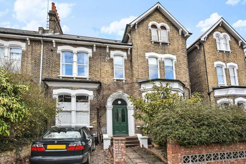 2 Bedrooms Flat for sale in Tyrwhitt Road, Brockley