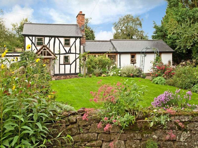 2 Bedrooms Detached House for sale in Moreton-on-Lugg, Herefordshire