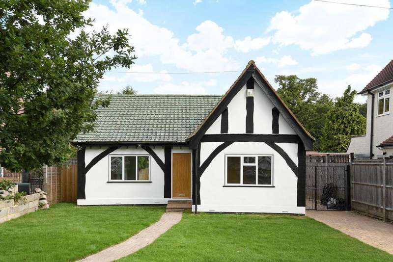 3 Bedrooms Bungalow for sale in Bushey Road, Croydon