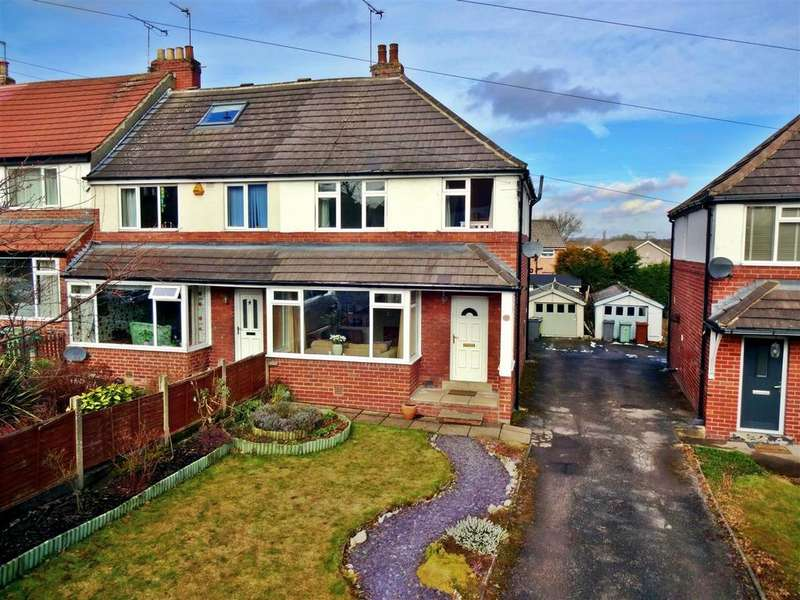 3 Bedrooms Terraced House for sale in Fieldhead Road, Guiseley, Leeds