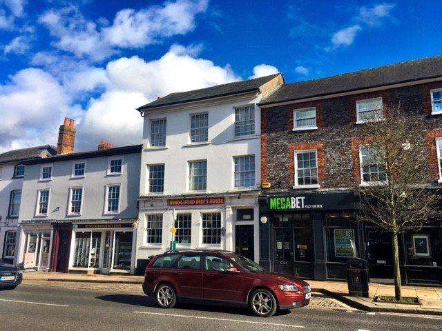 2 Bedrooms Terraced House for sale in High Street, Hungerford, Berkshire, RG17