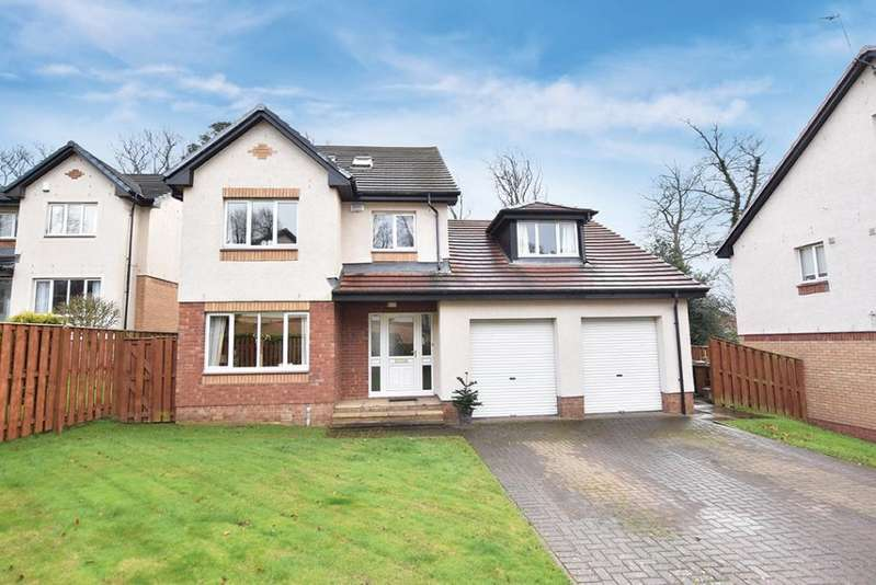 4 Bedrooms Detached Villa House for sale in 30 Roman Road, Ayr, KA7 3SZ
