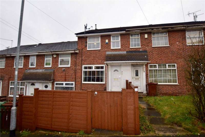 3 Bedrooms Terraced House for sale in Highfield Crescent, Wortley, Leeds