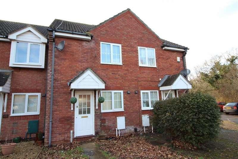 2 Bedrooms Terraced House for sale in Long Croft, Yate, Bristol, BS37 7YN