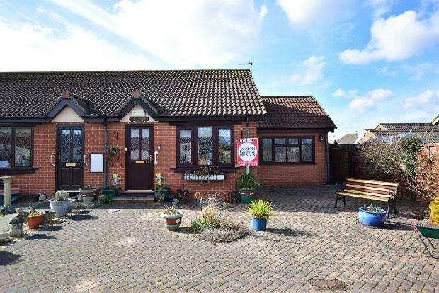 2 Bedrooms Terraced Bungalow for sale in Kings Mews, Cleethorpes