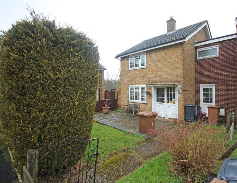 3 Bedrooms End Of Terrace House for sale in Oakfields Close, Stevenage, SG2 8NQ
