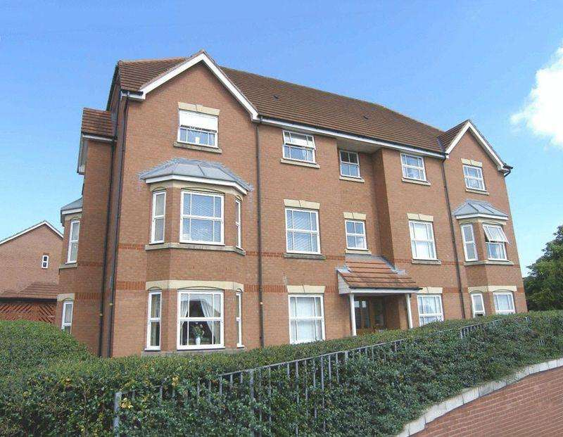 2 Bedrooms Apartment Flat for sale in Garrick Close, DUDLEY, DY1 3DF