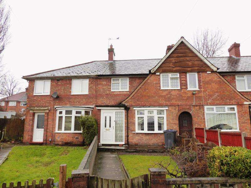 3 Bedrooms Terraced House for sale in Firbeck Grove, Birmingham