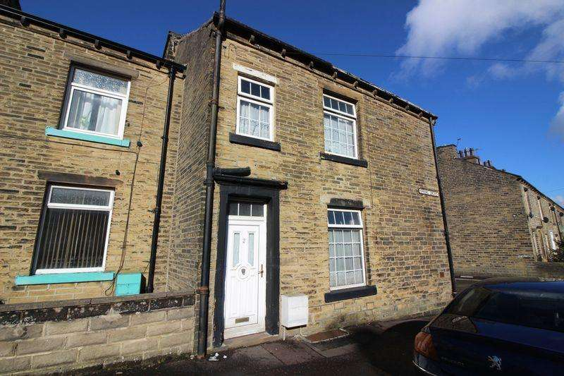 3 Bedrooms End Of Terrace House for sale in Spring Grove, Halifax