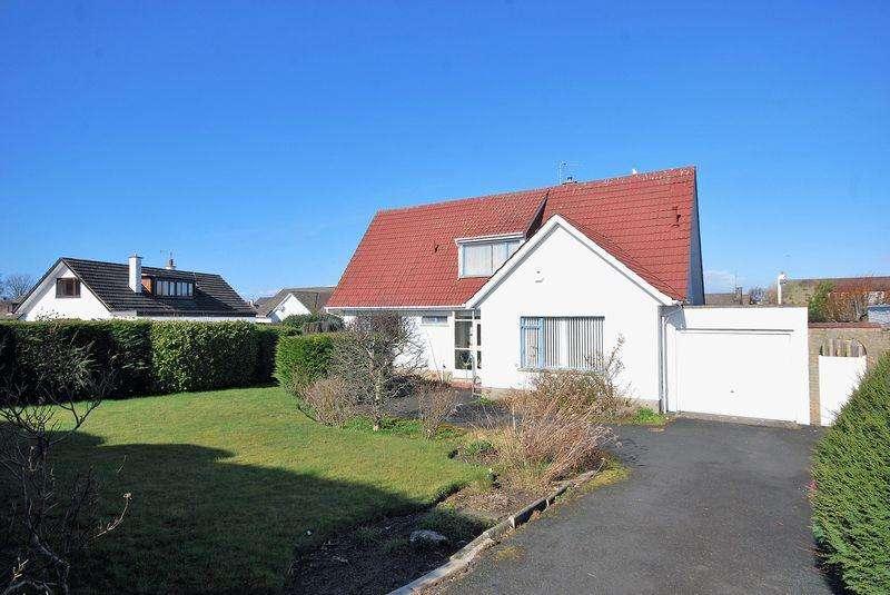 4 Bedrooms Detached Villa House for sale in 24 Abbots Way, Doonfoot, Ayr, KA7 4EY