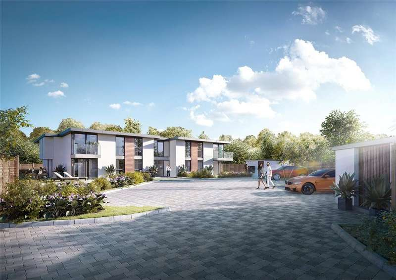 2 Bedrooms Flat for sale in Stowe Crescent, Fareham, Hampshire, PO15