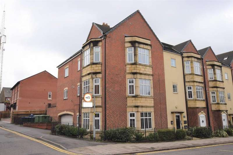 1 Bedroom Apartment Flat for sale in Queens Court Apartments, Hinckley