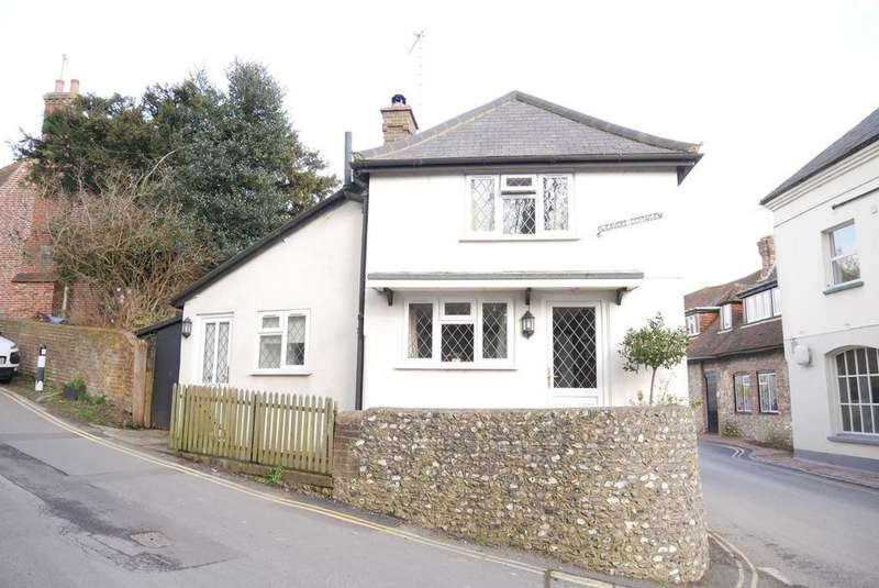 2 Bedrooms Detached House for sale in Weavers Lane, Alfriston, BN26