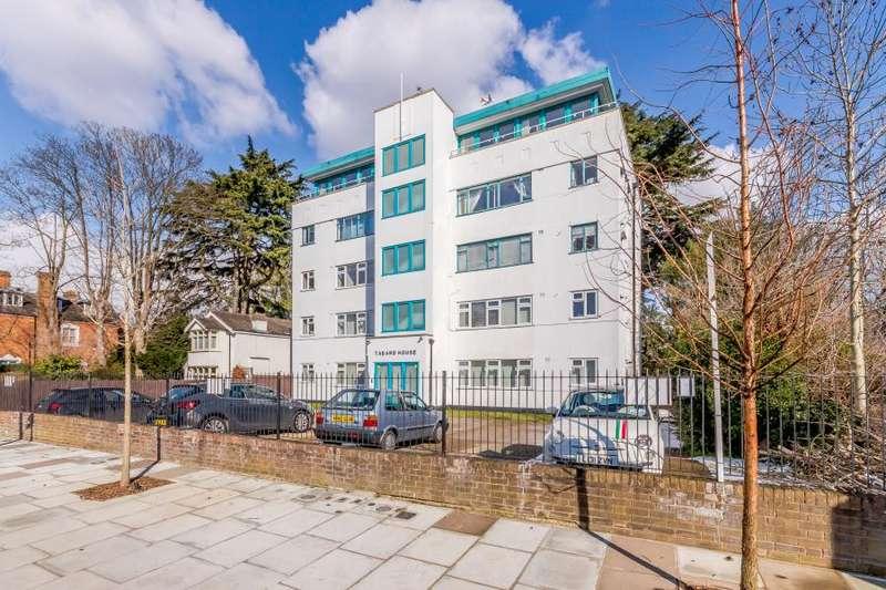 1 Bedroom Flat for sale in Tabard House, Upper Teddington Road, Hampton Wick KT1
