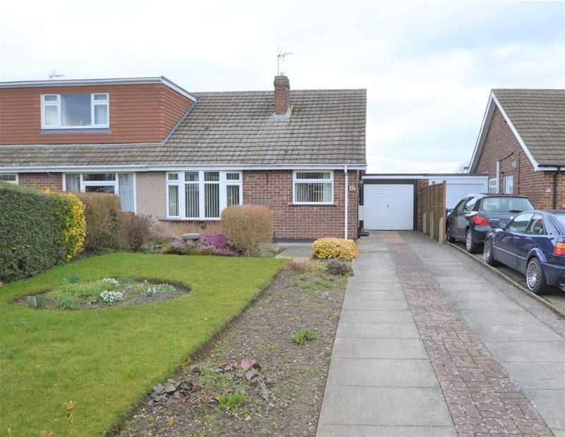 2 Bedrooms Bungalow for sale in Elm Close, Keyworth, Nottingham