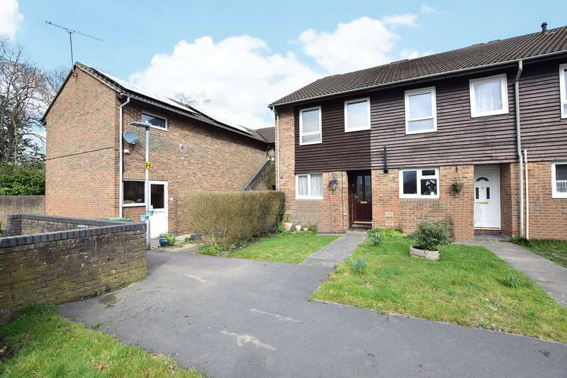3 Bedrooms Terraced House for sale in Inchwood, Bracknell, Berkshire, RG12