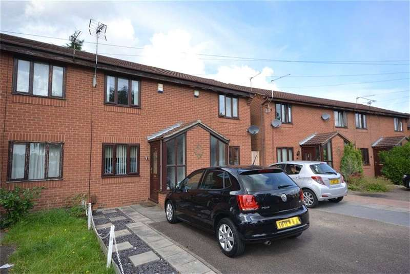 1 Bedroom House for sale in Pilgrims Way, Stenson Fields, Derby, Derbyshire, DE24