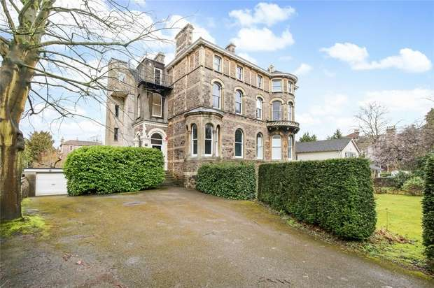 4 Bedrooms Flat for rent in 20 The Avenue, Sneyd Park, Bristol