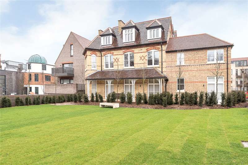 2 Bedrooms Flat for sale in The Heritage Apartments, Woodside Square, London, N10