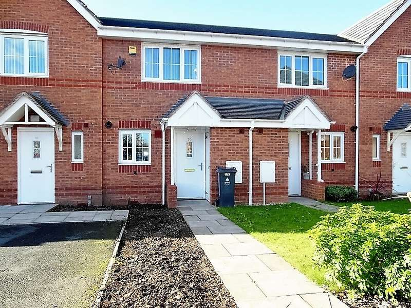 2 Bedrooms Town House for sale in Squires Grove, New Invention