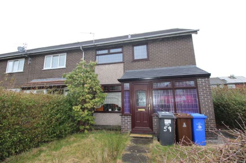 2 Bedrooms Terraced House for sale in Lancaster Road, Denton, Manchester, M34