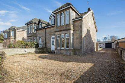 3 Bedrooms Semi Detached House for sale in Carmyle Avenue, Glasgow, Lanarkshire