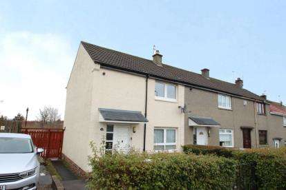 2 Bedrooms End Of Terrace House for sale in Islay Crescent, Paisley, Renfrewshire