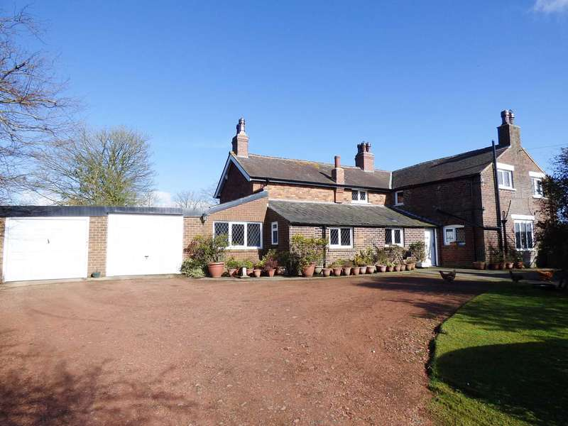 4 Bedrooms Detached House for sale in Mollington House, Ballam Road, Lytham