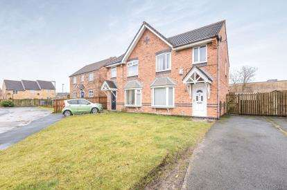 3 Bedrooms Semi Detached House for sale in Lindisfarne Avenue, Blackburn, Lancashire