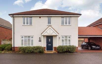 4 Bedrooms Detached House for sale in Swaffham, Norfolk
