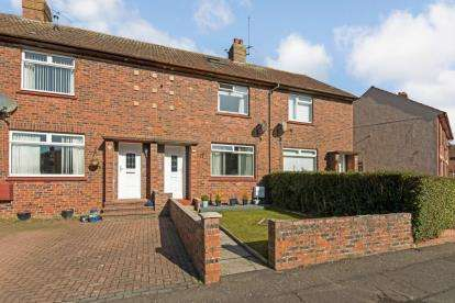 3 Bedrooms Terraced House for sale in Glencairn Road, Ayr
