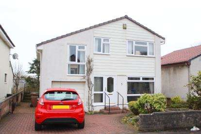 4 Bedrooms Detached House for sale in Hillcrest Avenue, Kirkcaldy