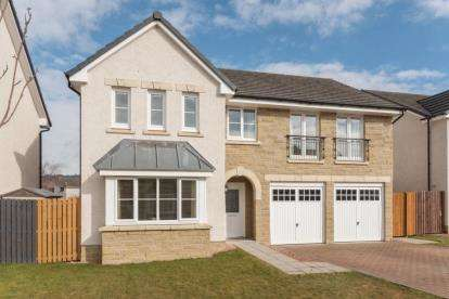5 Bedrooms Detached House for sale in Bennie Wynd, Stirling