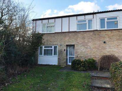 3 Bedrooms End Of Terrace House for sale in Mapledean, Stacey Bushes, Milton Keynes