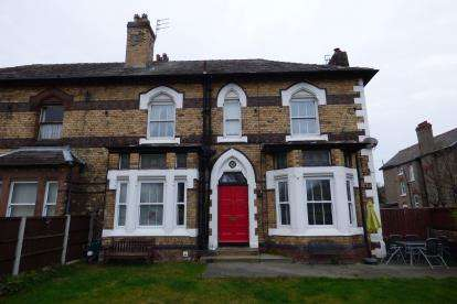 5 Bedrooms Semi Detached House for sale in Blundellsands Road East, Blundellsands, Liverpool, L23