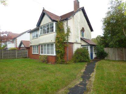 4 Bedrooms Detached House for sale in Eshe Road North, Blundellsands, Liverpool, L23