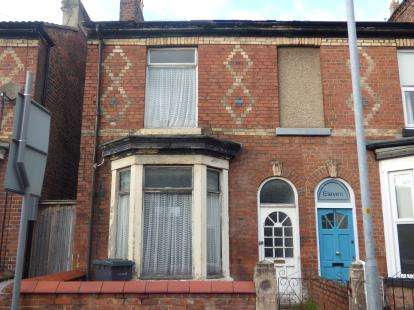 3 Bedrooms Semi Detached House for sale in Victoria Road, Crosby, Liverpool, L23