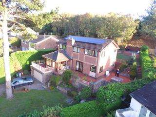 5 Bedrooms Detached House for sale in Warren Way, Lower Heswall, Wirral, CH60