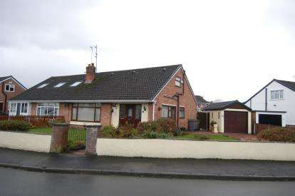 3 Bedrooms Bungalow for sale in Springfield Avenue, Newton, West Kirby, Wirral, CH48