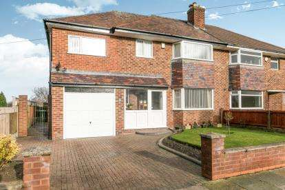 4 Bedrooms Semi Detached House for sale in Ennisdale Drive, West Kirby, Wirral, CH48