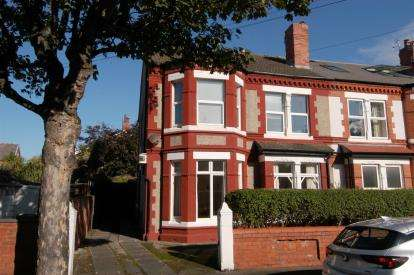 4 Bedrooms Semi Detached House for sale in Hydro Avenue, West Kirby, Wirral, CH48