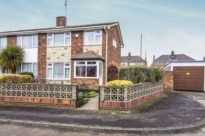 3 Bedrooms Semi Detached House for sale in Little Thurrock, Grays, Essex