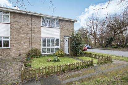 3 Bedrooms End Of Terrace House for sale in Burton, Christchurch, Dorset