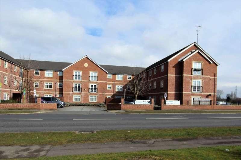 2 Bedrooms Apartment Flat for rent in 14 Brampton Beck, Wath Road, Brampton