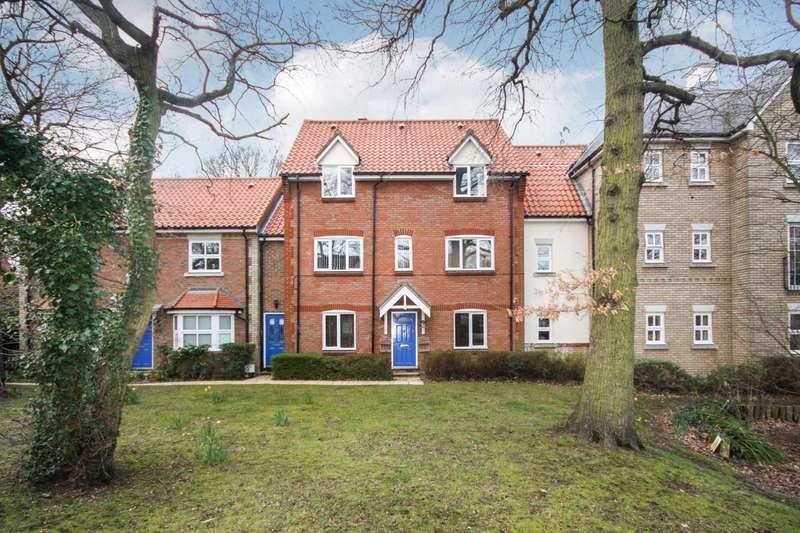 2 Bedrooms Apartment Flat for sale in Handleys Court, Noak Bridge
