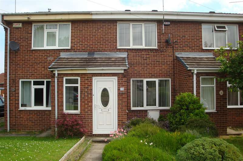 2 Bedrooms Town House for sale in 26 Varley Gardens, Flanderwell, Rotherham, S66 2YA