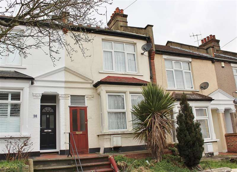 2 Bedrooms Terraced House for sale in Crumpsall Street, Abbey Wood, London, SE2 0LP