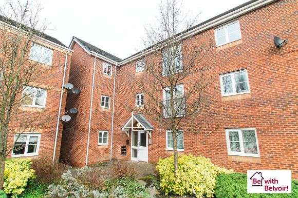 2 Bedrooms Flat for sale in The Avenue, Darlaston, Wednesbury
