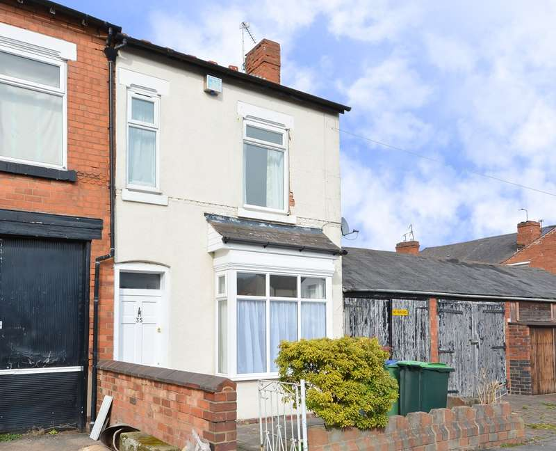 3 Bedrooms Terraced House for sale in Loxley Road, Bearwood, B67